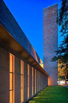 Christ Church Lutheran | Minneapolis, MN | Eliel Saarinen with Hills, Gilbertson & Hayes