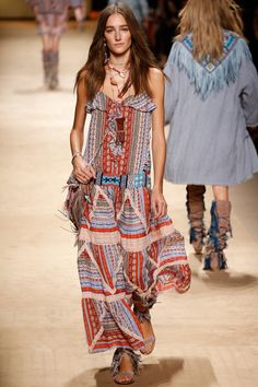 Etro Spring 2015. See the runway show on Vogue.com.