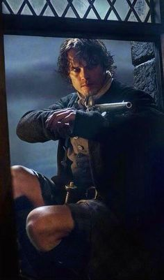 1a-108 ~ BOTH SIDES NOW ~ Jamie rescues Claire from Captain Jack Randall.