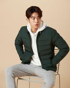 Nam Joo Hyuk - Le Coq Sportif