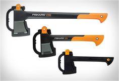 Fiskars Axes #ProductDesign #IndustrialDesign #tools
