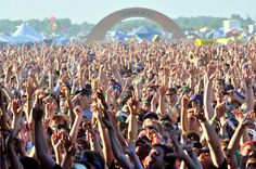 Bonnaroo music fest, June 2012. CAN'T WAIT. already checked this off :)