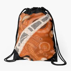 Gifts For Teens, Designer Bags, Drawstring Backpack, Chiffon Tops, Classic T Shirts, Backpacks, Printed, Awesome, Stuff To Buy