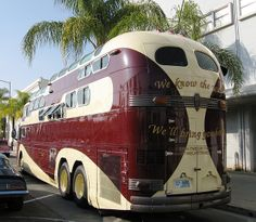 Peacemaker bus.