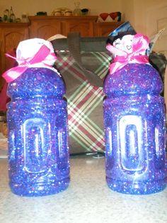 The Calm Down Jar Hot Water Glitter Glue Loose
