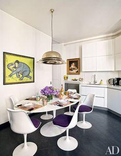 Eero Saarinen Furniture Photos | Architectural Digest