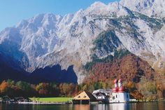 SPC Study Aboard International Photo Contest: Lake Konigsee/Berchtesgaden, Germany, 2006 #spcollege