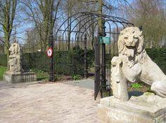 Kapitein Otje op zoek naar Zeeland: Op leeuwenjacht De leeuwen van het CS