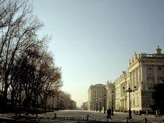 Calles de Madrid2007/ Calle Bailén Palacio Real #callebailen #palacioreal #themadridbible #callejero #streetphotomadrid #streetphotographer #photooftheday #vidamadrid #Madrid #madridtme #instamadrid #igersmadrid #ok_madrid #madridgrafias #madridmemola #madridmemata #loves_madrid #ig_madrid #igers #マドリード #マドリッド #españa #instaespaña #callesdemadrid #calles