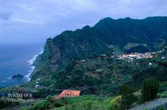 Gorgeous ocean, mountain and village views while staying at MadeiraCasa - www.madeiracasa.com  Do come and enjoy...