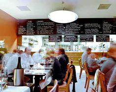 Restaurant Fillet of Soul Innenansicht