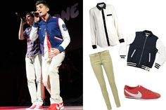 Dress Like The Girl Version Of One Direction!