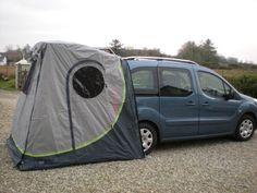 France Bivouac et Tourisme, Auvent Tarp, pour tente de toit