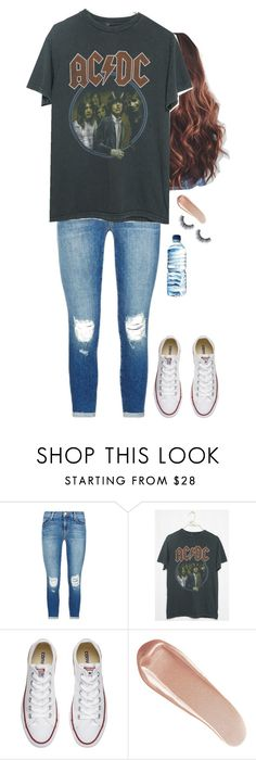 """Kinda incomplete sorry"" by aweaver-2 ❤ liked on Polyvore featuring J Brand, Converse and NARS Cosmetics"