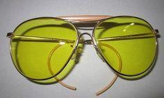 31f6db63a9 56.00 American-Optical-AO-Kalichrome-Shooters-Calobar-Sunglasses-glasses