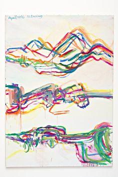 Maria Lassnig at MoMA PS1