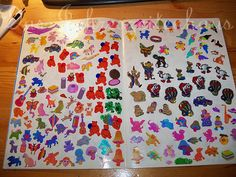childhood memories Stickerbuch so ziemlich in - Childhood Memories 90s, Childhood Toys, 90s Toys, Retro Toys, Polly Pocket, Nostalgia, Good Old Times, 80s Kids, Naive Art