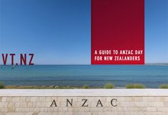 View from Anzac Commemoriative site Anzac Day, History Online, New Zealand, Brave, Freedom, Holidays, How To Plan, Ideas, Style