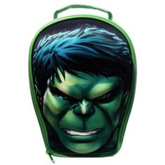 Buy Hulk Avengers Shaped Lunch Bag from our Kids Lunchbags & Dinner Sets range today from George at ASDA. Kids Lunch Bags, Lunch Boxes, Hulk Avengers, Asda, School Bags, Back To School, Pencil Cases, Range, Amazon