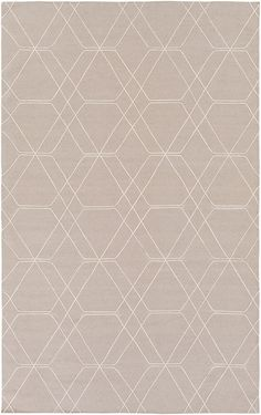 Surya Seabrook x Rectangle Wool Hand Woven Geometric Area Rug Gray Rugs Area Rugs Modern Carpet, Grey Carpet, Shag Carpet, Images Wallpaper, Wallpapers, Wallpaper Ideas, Carpet Styles, Rug Cleaning, Persian Carpet