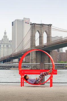 Art Installation in Brooklyn