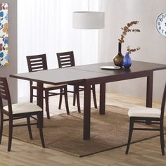 Calligaris Baron ML Extending 130 Table by Stc only @ Price: £900.00 ...