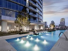 The Austonian  Downtown Austin condos for sale