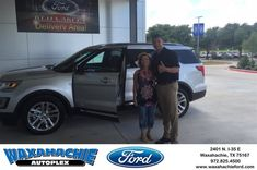#HappyBirthday to Roy from Casey Gonzales at Waxahachie Ford!  https://deliverymaxx.com/DealerReviews.aspx?DealerCode=E749  #HappyBirthday #WaxahachieFord