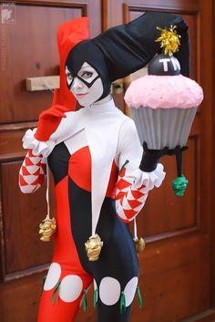 Double Week | The Week of DC Comics' Villians(Day 3):  Harley QuinnfromDC Universe  Cosplayer:Ryoko-demon[WW/dA]Photographer:Kifir[dA]