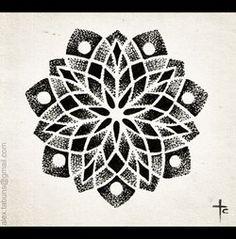 everyday mandala 1 - everyday mandala 1 You are in the right place about everyday mandala 1 - Geometric Throat Tattoo, Geometric Mandala Tattoo, Sacred Geometry Tattoo, Mandala Dots, Dot Tattoos, Time Tattoos, Sleeve Tattoos, Mandala Tattoo Mann, Mandala Tattoo Design