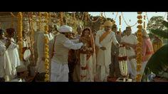 Gujarati wedding scene from the movie Guru.