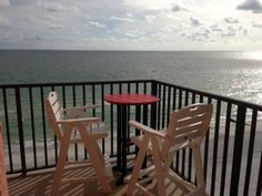 Beach-Front Condo With 180-degree Views Of The Gulf Of Mexico   Vacation Rental in Madeira Beach from @homeaway! #vacation #rental #travel #homeaway