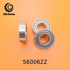 1pc Bears 6001 ZZ  Sealed Grease Deep Groove Ball Bearing Metric 12 x 28 x 8mm
