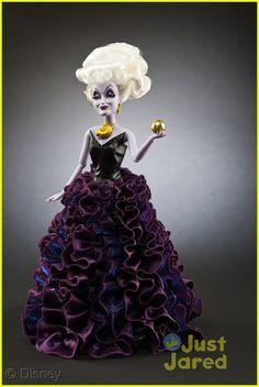 Designer Ursula Doll