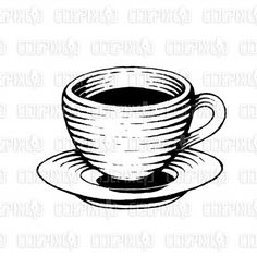 illustration by cidepix #drawing #vectorillustration #illustration #design #designs #vector #vectors #clipart #inksketch #ink #sketch #cofee #cup #cofeecup
