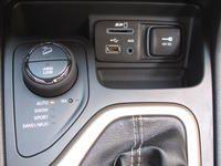 2014 Jeep Cherokee 4WD knob