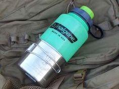 DMR Glow In The Dark Nalgene Bottle