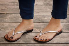 Your place to buy and sell all things handmade Camel Sandals, Toe Ring Sandals, Bare Foot Sandals, Gladiator Sandals, Silver Flip Flops, Black Flip Flops, Flip Flop Shoes, Pewter Sandals, Silver Sandals