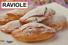 Uno fra i tanti dolci tradizionali italiani preparati durante il CARNEVALE - One of the many traditional Italian desserts prepared during CARNIVAL