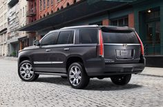 2019 Cadillac Escalade new model