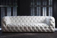 Riviera Maison nahkasohva / Riviera Maison leather couch