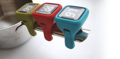 Cooking timers get a fresh rethink by Rodd.   http://www.rodd.uk.com/salter-cooking-timers/
