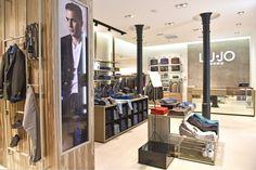 Liu-Jo Uomo premium store by Studio Poiesis, Bologna – Italy » Retail Design Blog