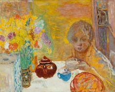 Pierre Bonnard (1867-1947)Le déjeuner (c. 1932)oil on canvas 68 x 84 cm