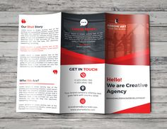 "Check out this @Behance project: ""Tri-Fold Brochure"" https://www.behance.net/gallery/45852505/Tri-Fold-Brochure"