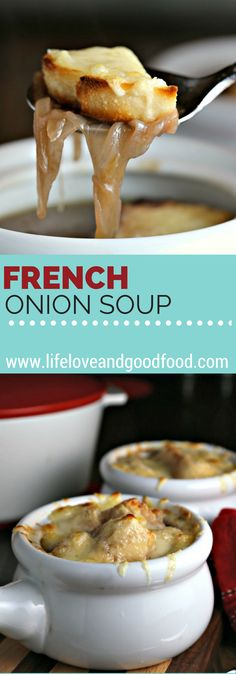 French Onion Soup | Life, Love, and Good Food