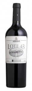 Lote-43-safra-2011- MIOLO #wine #vinho