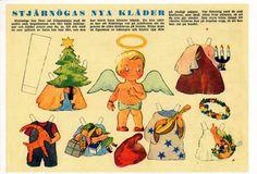 STJÄRNÖGAS NYA KLÄDER | STAR-EYE NEW CLOTHES
