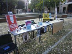 Feria de Asociaciones en el Campús de Getafe de la Universidad Carlos III
