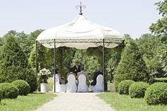 Pavillon im Park Parks, Das Hotel, Gazebo, Outdoor Structures, Outdoor Decor, Wedding, Home Decor, Pavilion, Ideas